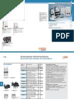08 Arrancadores electromecánicos
