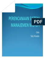 Perencanaan SMM I PPT 1