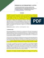 Applets en La Enseñanza Del Electromagnetismo y La Optica