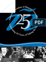 NAHJ 25th Anniversary Retrospective