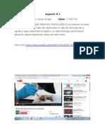 Analisis de Video Tecnológico Lumd