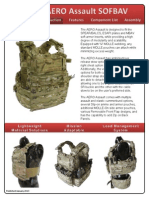 Eagle Aero Assault SOFBAV Manual