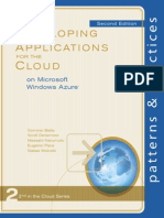 Microsoft Developing Apps for the Cloud 2nd Edition