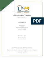 Colaborativo 1 Legislacion Comercial y Tributaria_ Martha Ramirez
