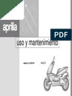 Aprilia Area51