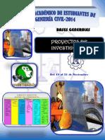Concurso Proyectos de Investigacion