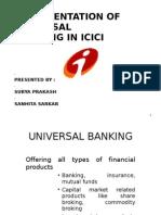 Presentation u.banking