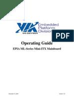Epia ML Data Sheet