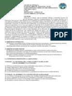 Programa Filosofia y Educacion Usac 2014