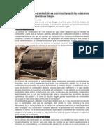 Uncionamiento y Características Constructivas de Las Cámaras de Combustión en Turbinas de Gas