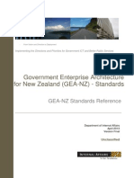 GEA NZ Standards Reference Document