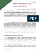 Desconstruindo e (Re)Construindo a Nova Triparticao - Ampliando as Dimensoes Analiticas a Luz Da Nova Musicologia