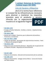 ISO 9001 Calidad
