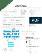 Formulario y Resumen Fisica PSU Comun