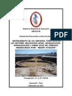PIP Mejoramiento Servicio Turistico_Complejo Arqueológico Wari_Setiembre