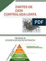 Fertilizantes de Liberacion Controlada-lenta