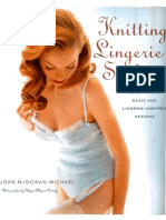 Knitting Lingerie Style - More Than 30 Basic and Lingerie - Inspired Designs (tejido crochet