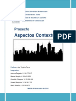 PROYECTO . aspectos contextuales