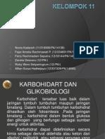 Presentasi BIOKIMIA I Karbohidrat