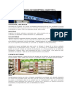 Convierta Su Farmacia en Una Empresa Competitiva
