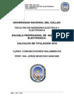 CURSO COMUNICACIONES INALAMBRICAS