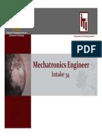 Intake 34 Mechatronics Track