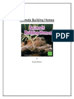 unit plan-animals building homes