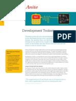 Anite DevelopmentTesting FactSheet Nov2012