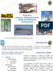 Tema Nº 3. Control y Tratamiento Del Fluido de Perforación 1-2014