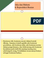 ASPEK HUKUM BIOMEDIS - teknologi reproduksi buatan.ppt