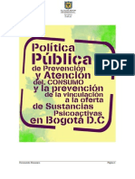 Politica Bogota