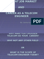 Telecom as a Career