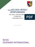 México 2015 Retos y Oportunidades
