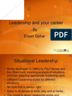 Leadership and your work