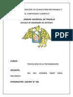 Informe Final Del Grupo 8 Patron Adapter