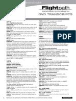 Flightpath+DVD+Transcripts+Final - Copia