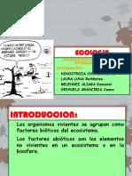 Ecolog i