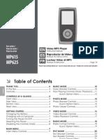 Mp615 Mp625 Manual