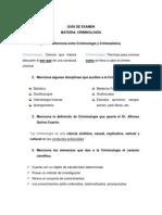 Cuestionario Primer Parcial (2014)