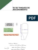 Diseño de Tanques de Almacenamiento