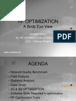 RF Optimisation