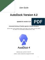 Auto Dock 4.2.6 UserGuide