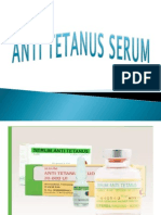Anti Tetanus Serum