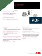 Transmisores Multivariable ABB