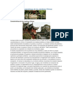 Características de Los Jardines Chinos