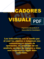 Indicadores visuales