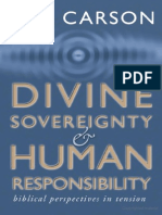 Soveranía de Dios y responsabilidad humana