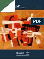 RHIAP. Revista de Historia del Arte Peruano (Versión parcial)