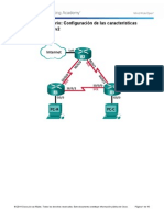 5.1.5.8 Lab - Configuring OSPFv2 Advanced Features