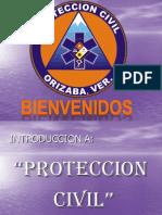 Introducci0n a Proteccion Civil en orizaba